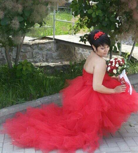 Свадебное платье. Фото 1. Волгоград.