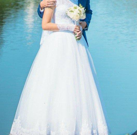 Свадебное платье. Фото 2. Тамбов.
