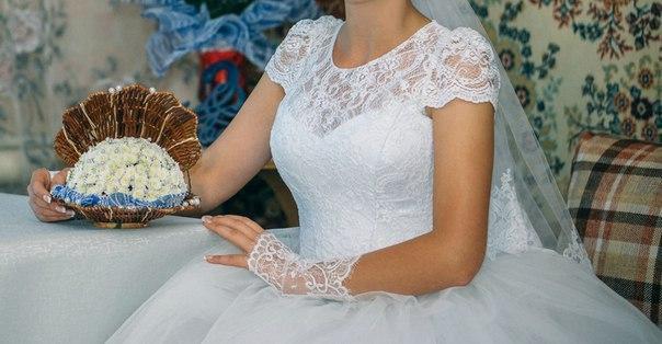 Свадебное платье. Фото 3. Тамбов.