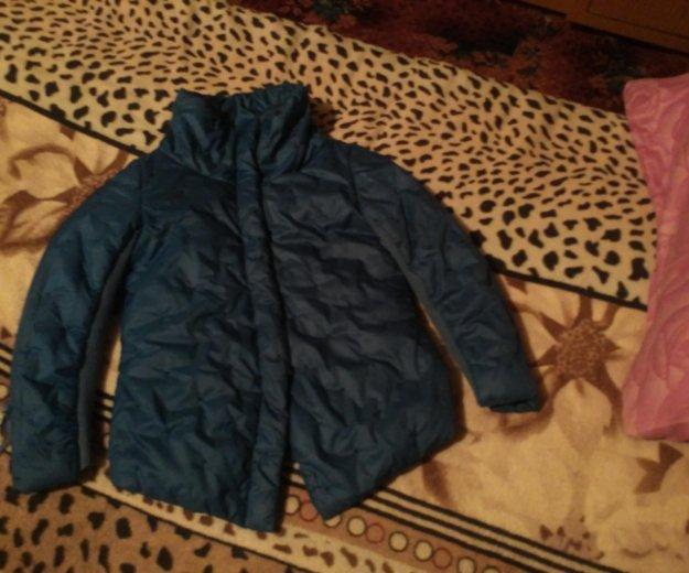 Куртка для девочки. Фото 4. Каневская.