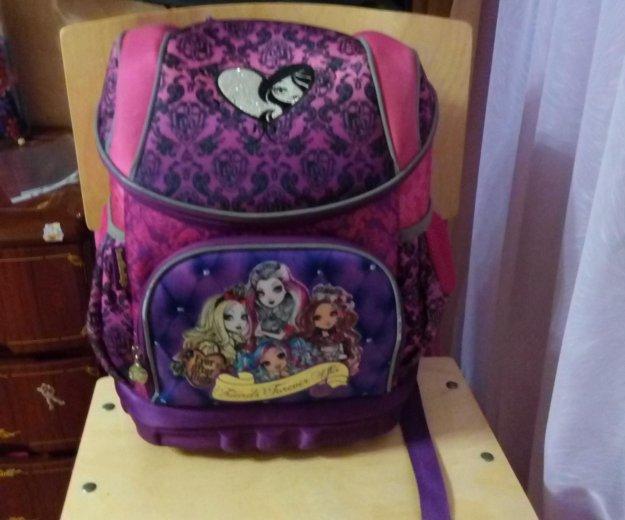 Ранец для девочки. Фото 1. Москва.