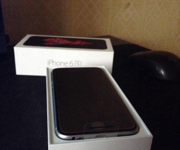 Iphone 6s 64гб новый, ростест. Фото 3. Москва.