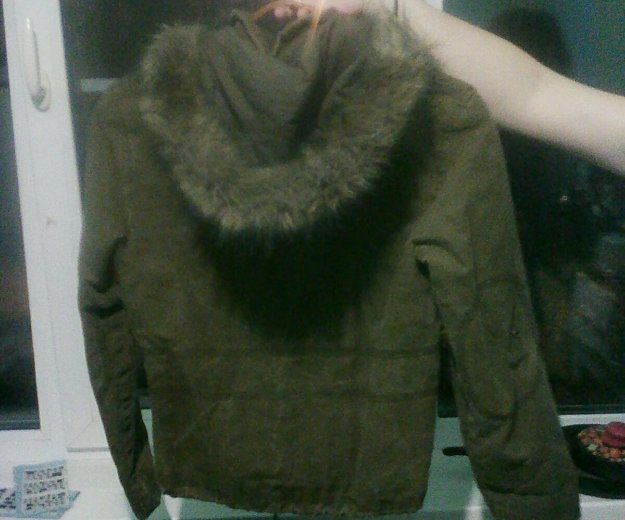 Осене-весеняя куртка. Фото 1. Солнечногорск.