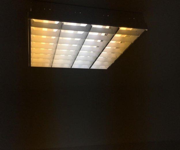 Светильники потолочные армстронг. Фото 3.