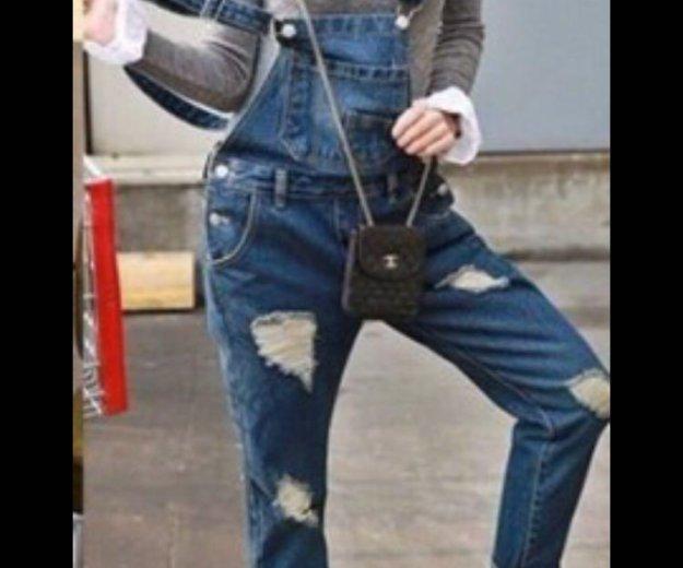 Продам джинсовый комбинезон. Фото 1. Улан-Удэ.