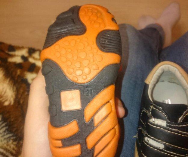 Ботиночки, одевали пару раз. Фото 1. Отрадное.