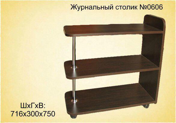 Журнальные столики. Фото 2. Омск.