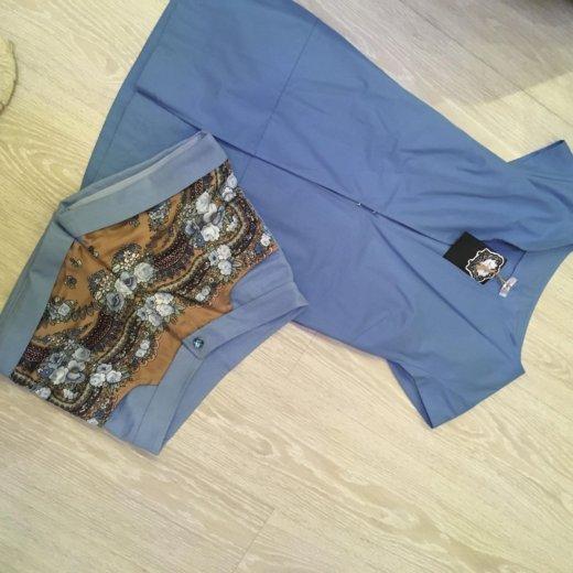 Комплект шорты+жилет. Фото 4. Москва.