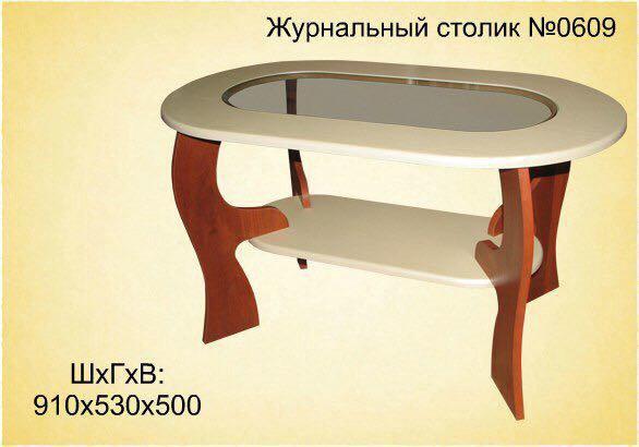 Журнальные столики в ассортименте. Фото 1. Омск.