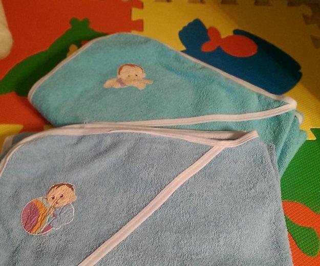 Полотенце с капюшоном. Фото 1.