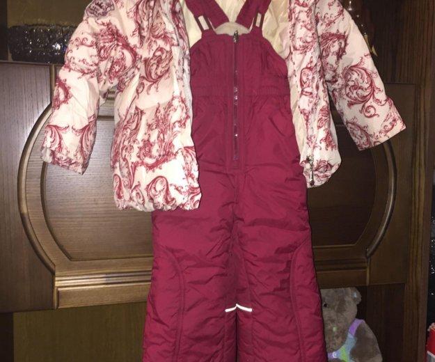 Зимний комплект kiki 86 размер. Фото 1.
