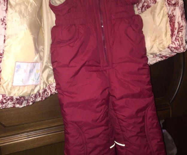 Зимний комплект kiki 86 размер. Фото 3.