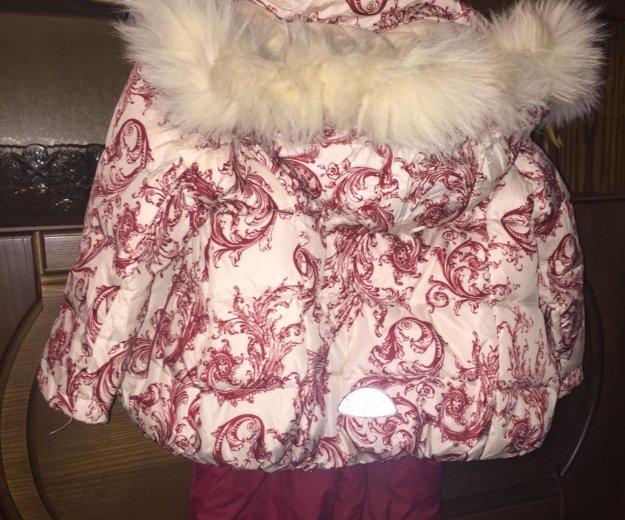 Зимний комплект kiki 86 размер. Фото 2.