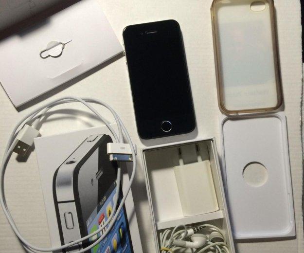 Iphone 4s 64 gb полный комплект. Фото 4.