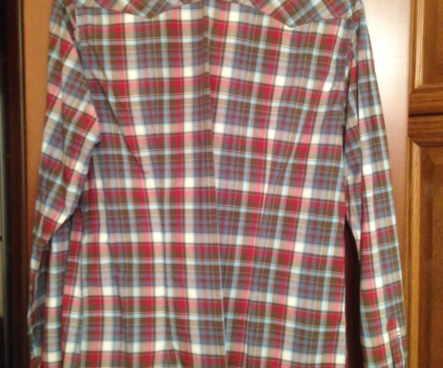 Рубашка мужская levis, l. Фото 2. Москва.