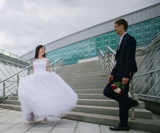 Свадебное платье. Фото 3. Уфа.