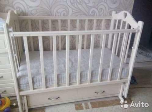 Новая кровать маятник с ящиком. Фото 1. Москва.