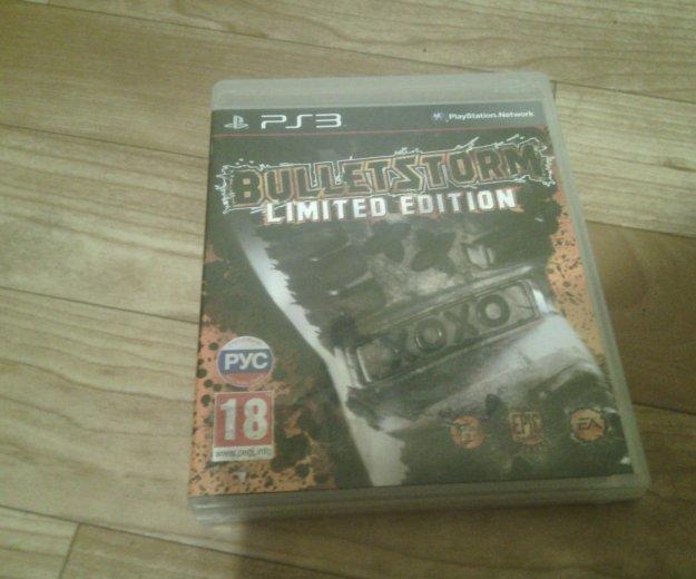 Bulletstorm limited edition ps3. Фото 1. Мирный.