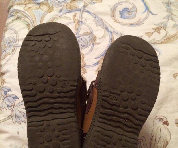 Утеплённые ботинки 30. Фото 3. Химки.