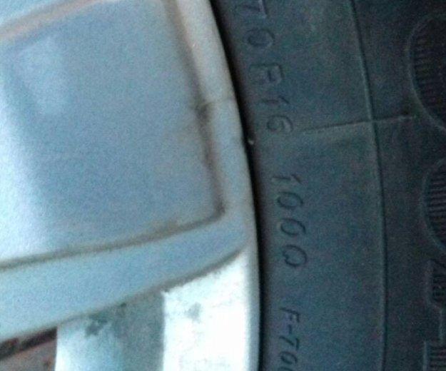 Зимние колеса на хендай старекс литые. Фото 3. Дмитров.