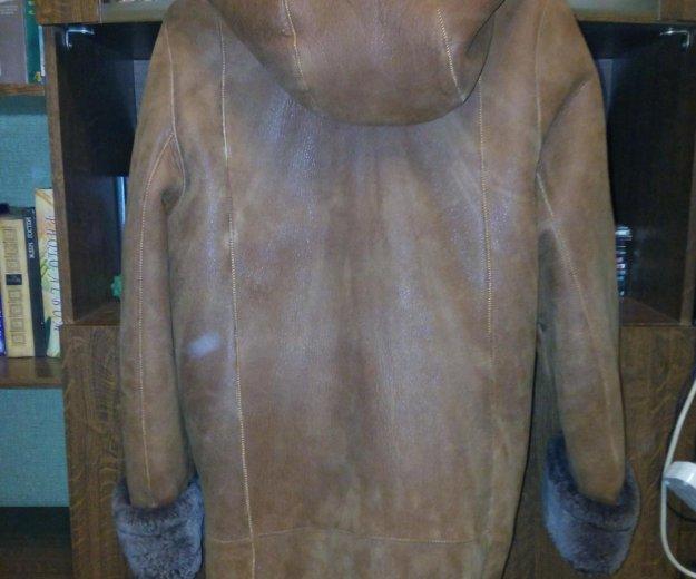 Дублёнка натуральная женская. Фото 1. Нижний Тагил.