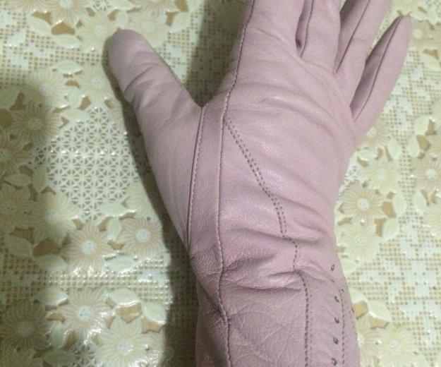 Перчатки из натуральной кожи. Фото 1. Батайск.