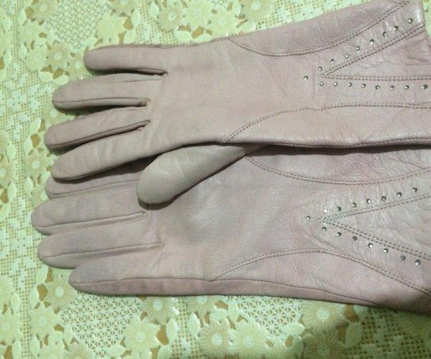 Перчатки из натуральной кожи. Фото 3. Батайск.