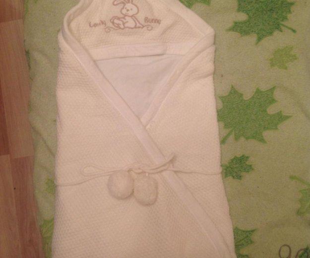 Конверт-одеяло на выписку. Фото 1. Москва.