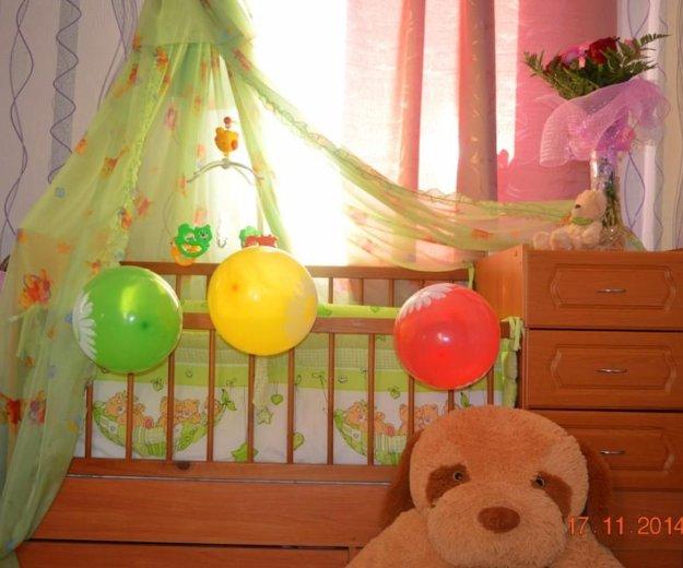 Детская кроватка. Фото 1. Волгоград.