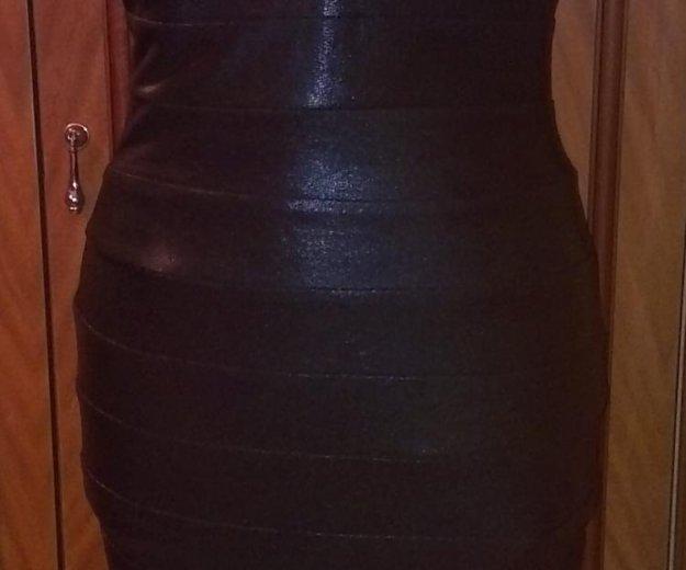 Соблазнительное бандажное платье. Фото 1. Москва.
