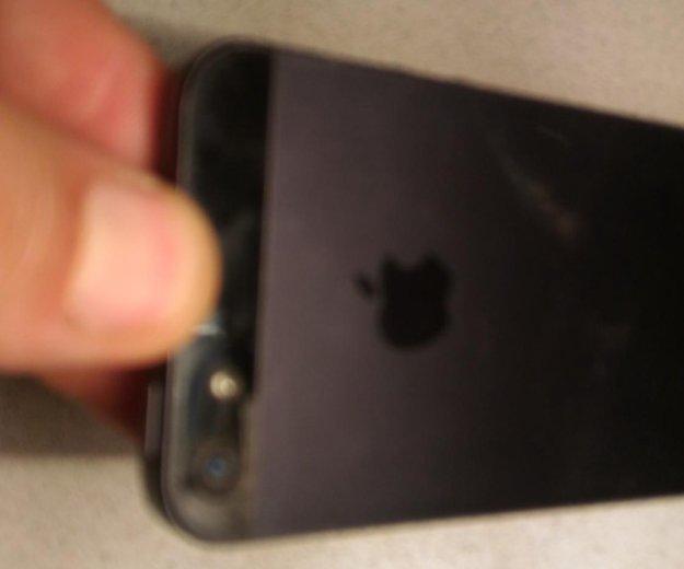 Iphone 5 s не включается , новый практически. Фото 1. Сочи.