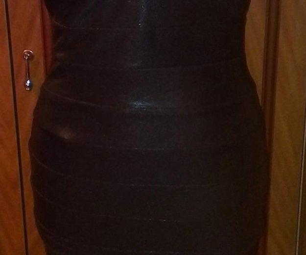 Соблазнительное бандажное платье. Фото 4. Москва.