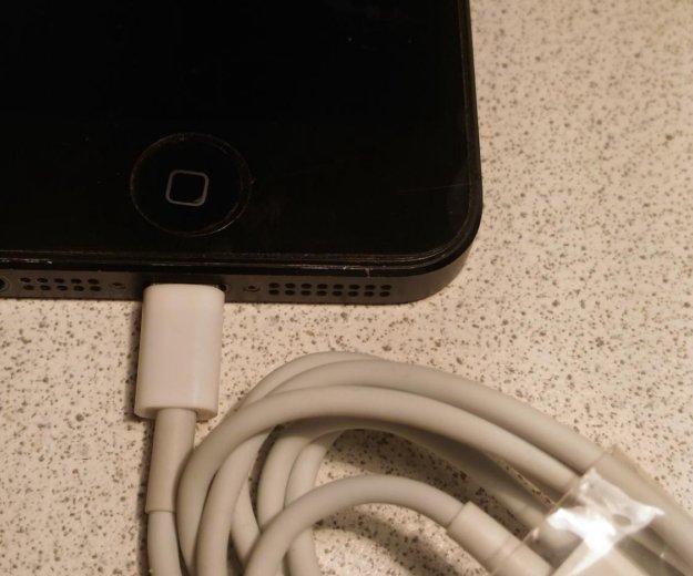 Iphone 5 s не включается , новый практически. Фото 4. Сочи.