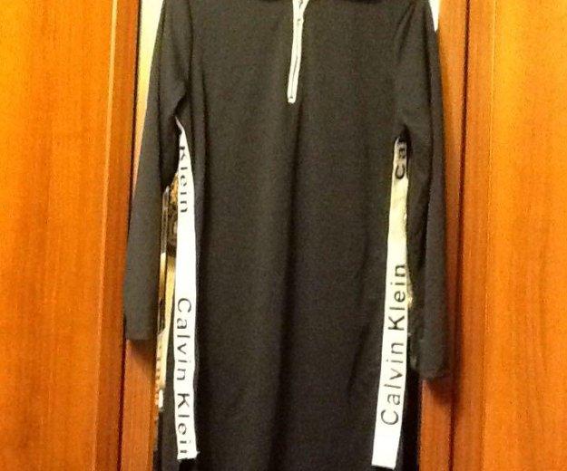 Спортивное платье- туника 50-52 размер. новое. Фото 2. Удельная.