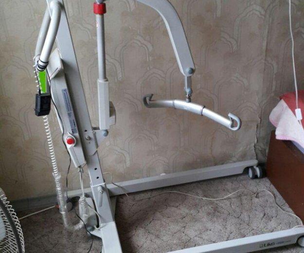 Подьемник для лежачих больных..и большим весом. Фото 1. Москва.
