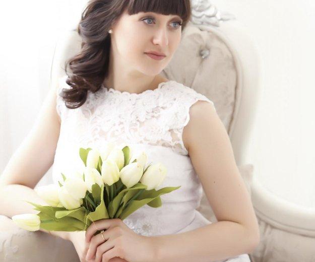 Свадебное платье(футляр). Фото 3. Саратов.