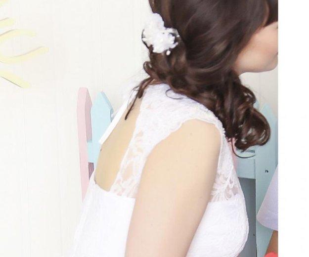 Свадебное платье(футляр). Фото 4. Саратов.