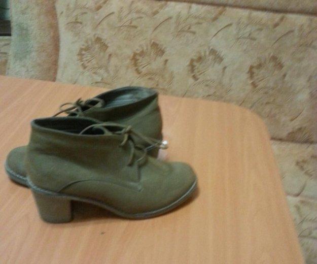 Женские ботинки. Фото 1. Кондрово.