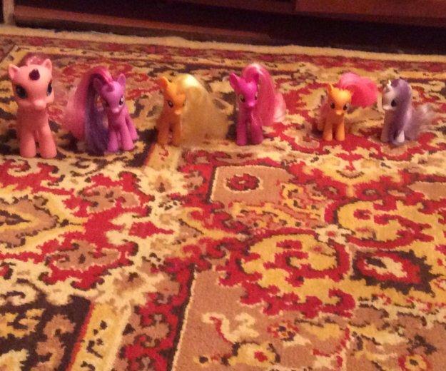 My little pony. Фото 1.