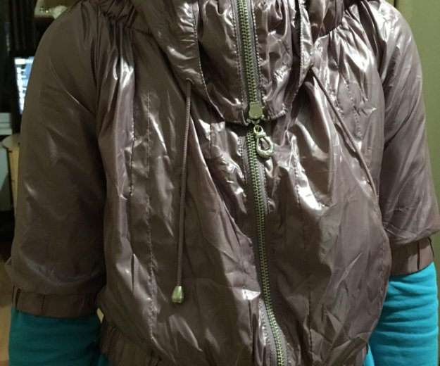 Куртка укорочённая. Фото 1. Сочи.