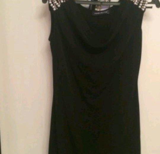 Маленькое черное платье. Фото 1. Новосибирск.