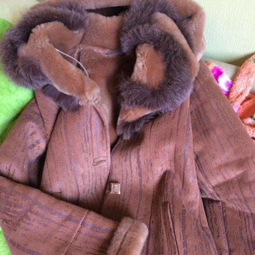 Дубленка пальто зима. Фото 2. Москва.