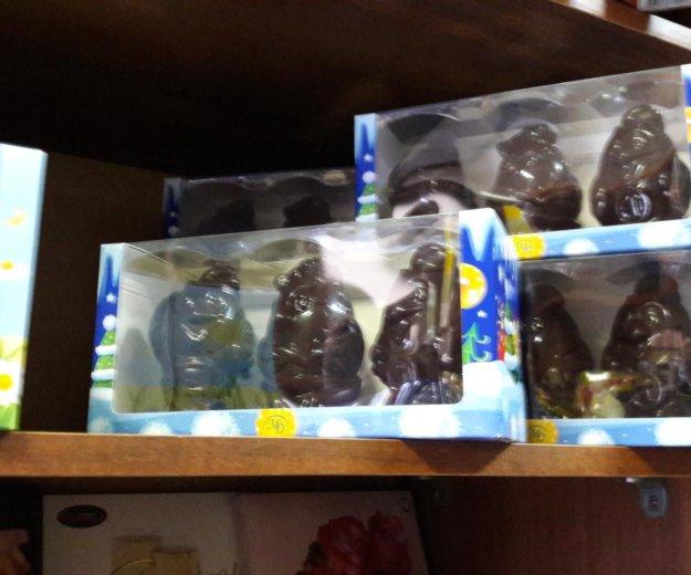 Шоколад цыплята трио шоко-ко 300 гр. в коробочке. Фото 1. Санкт-Петербург.
