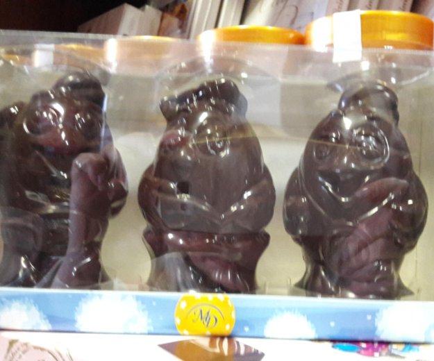 Шоколад цыплята трио шоко-ко 300 гр. в коробочке. Фото 3. Санкт-Петербург.