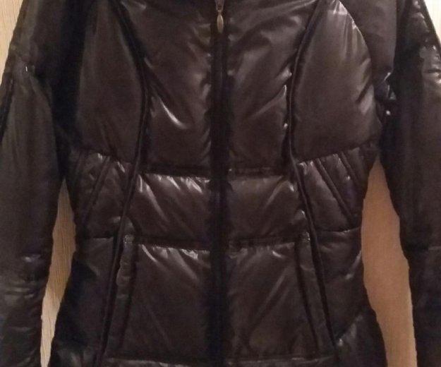 Пальто пуховое. Фото 1. Белгород.