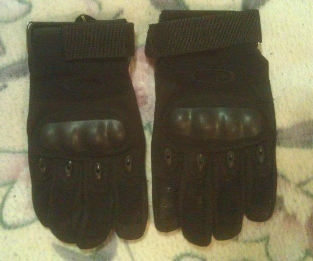 Перчатки тактические. Фото 1.