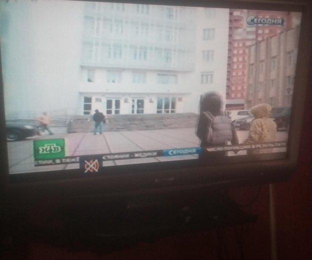 Телевизор лсд шарп 81см. продаю. Фото 1. Киров.