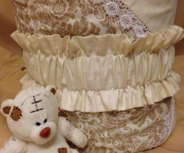 Конверт-одеяло на выписку малыша. Фото 2. Краснодар.