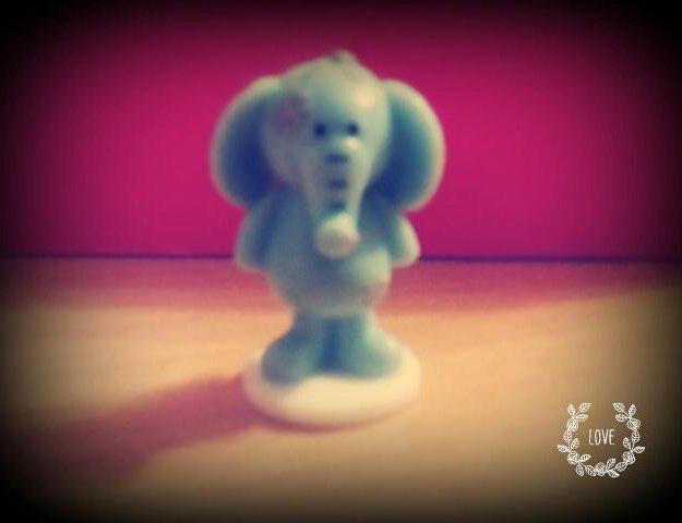 Игрушка слоник. Фото 2. Санкт-Петербург.