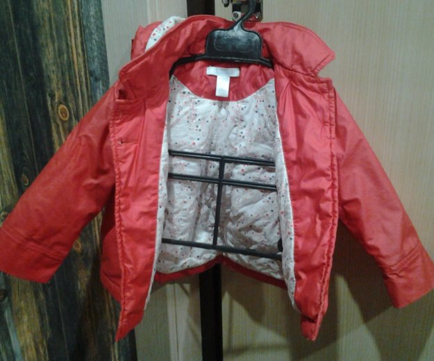 Яркая детская куртка. Фото 1. Самара.